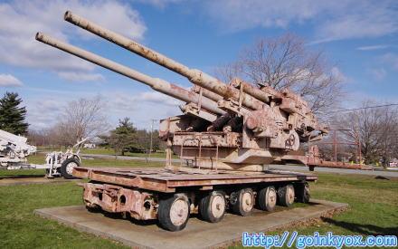 12.8cm連装高射砲Flakzwilling4...
