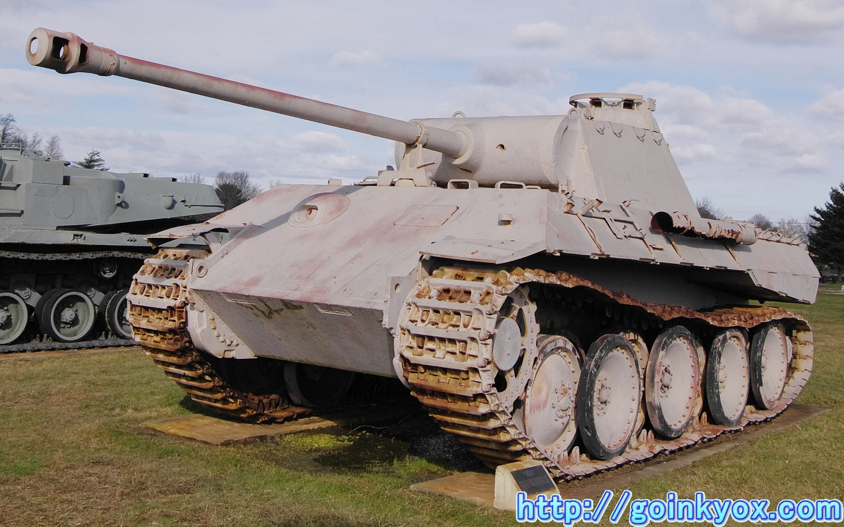 V号中戦車パンター(Panther)Sd...