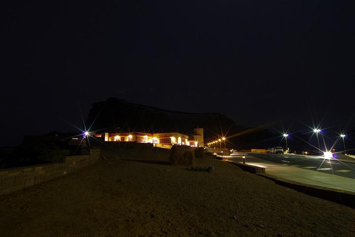 モニュメントバレー ビジターセンター